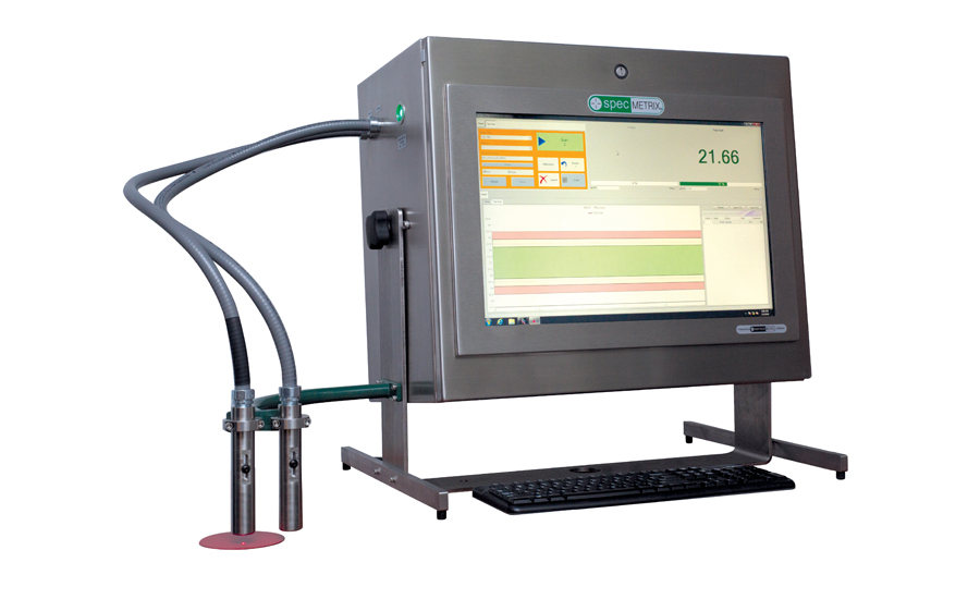 SpecMetrix DFT QA Coating Measurement System