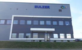 Sulzer facility in Poland
