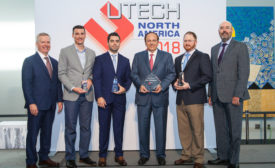 UTECH 2018 Award Winners