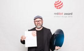BASF's Mark Gutjahr receives Red Dot award