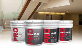 architectural coatings, exterior coatings