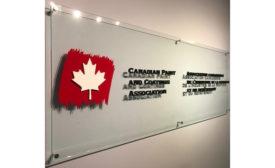 Canadian coatings industry, awards