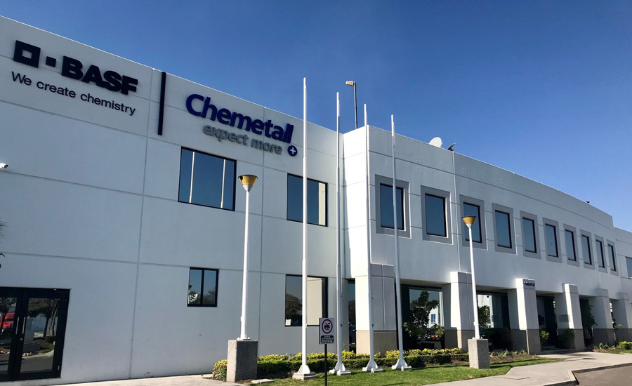Chemetall Opens New Laboratory in Mexico | 2018-03-30 | PCI