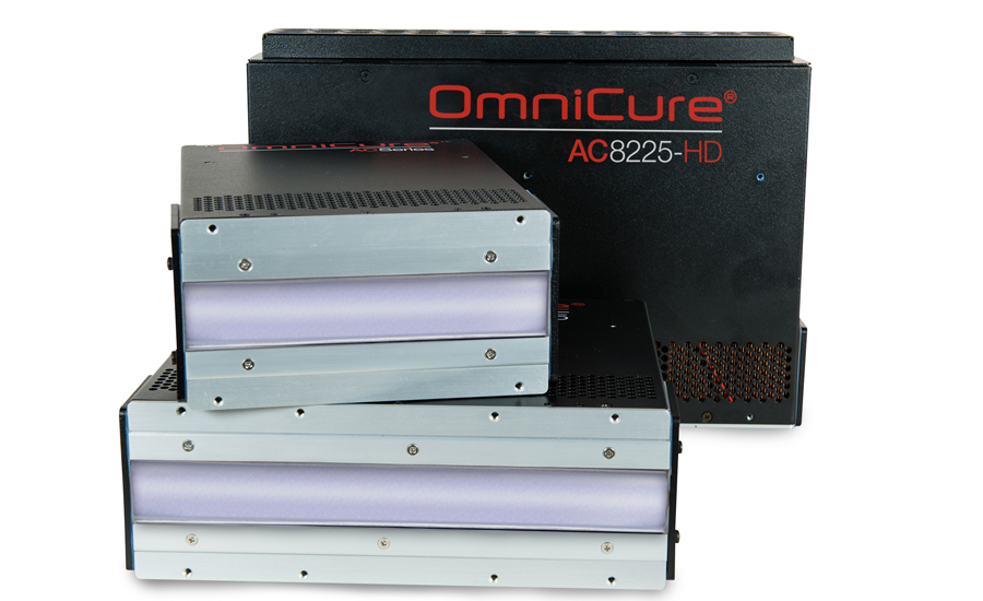 Excelitas UV LED curing