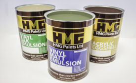 HMG Paints' Decorative Collection