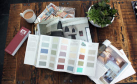 architectural coatings, paint colletions