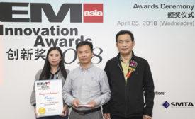 conformal coating technology, awards