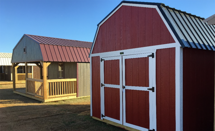 PPG shed and barn coatings