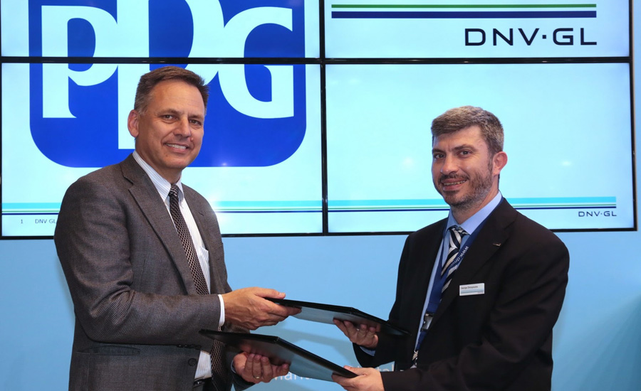PPG and DNV GL Collaboration