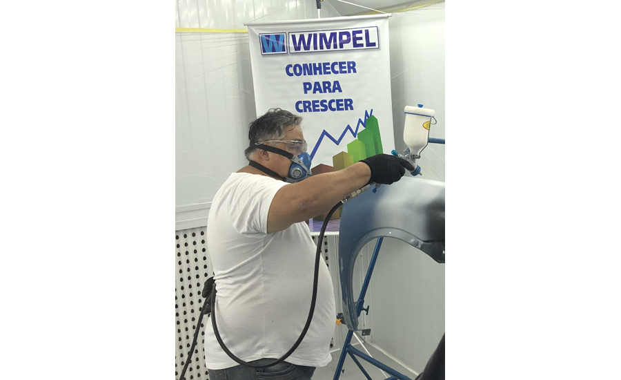 Wimpel training center