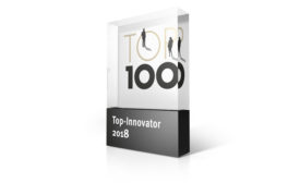 KRÜSS TOP 100 award