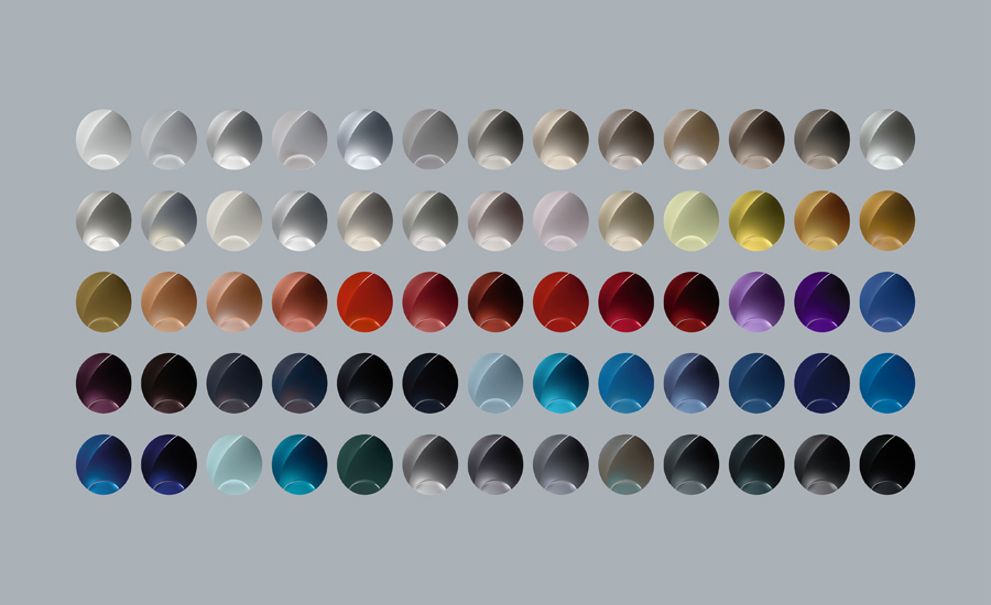 Color Trends For 2020.Basf Unveils Automotive Color Trends For 2019 2020 2019 07
