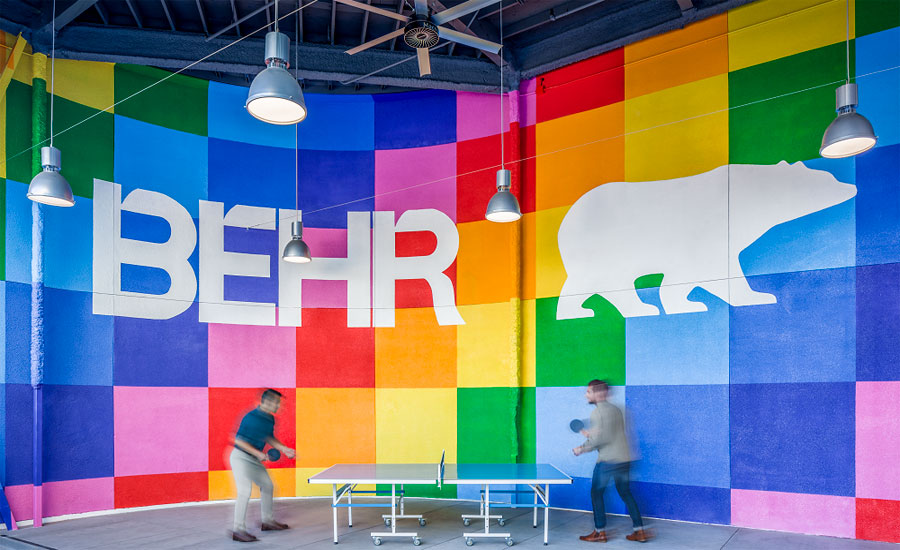 Behr Paint headquarters