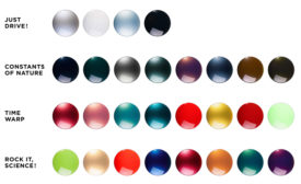 automotive coatings, color trends