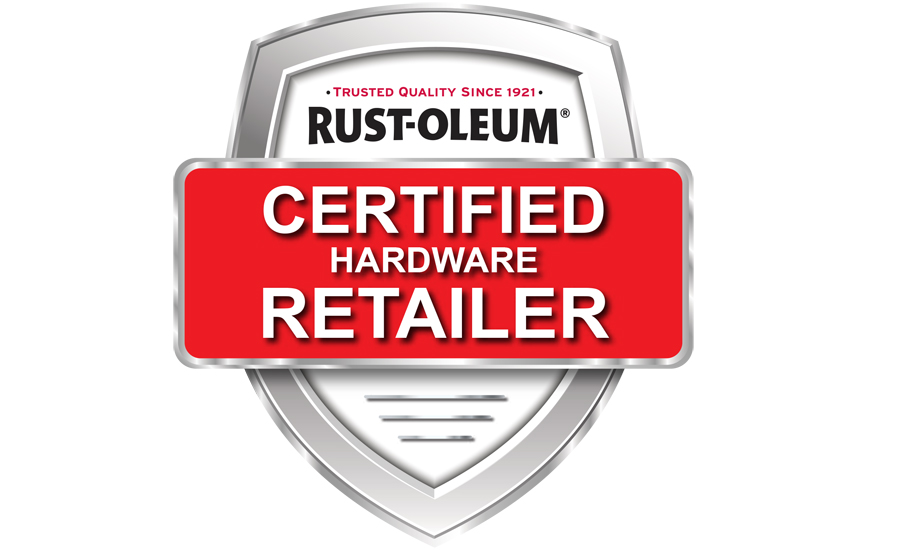 Rust-Oleum and True Value