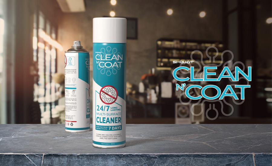 Clean N Coat from AFFIX Labs