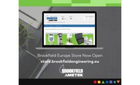AMETEK Brookfield European website