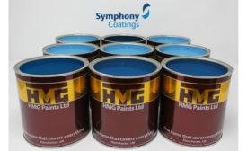 HMG Paints and Symphony Coatings