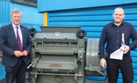Steve Hutton and Jonathan Falder