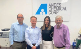 IMCD Andes acquisition