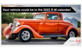 BASF refinish calendar