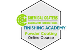 CCAI finishing academy powder course