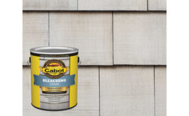 Cabot Cleaning Stain