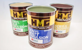 HMG Paints on the Made in Britain
