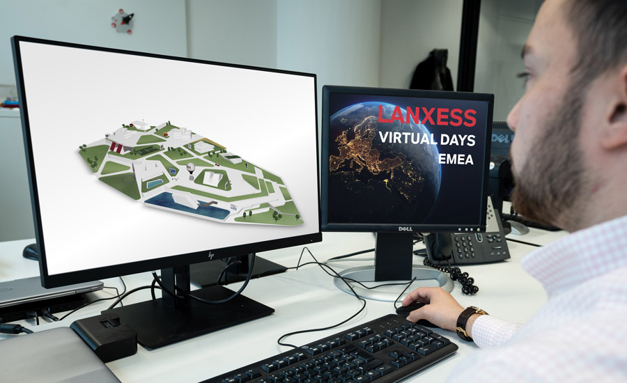 Lanxess virtual days