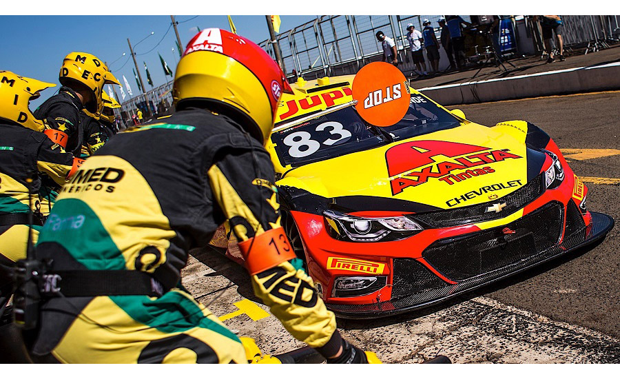 Axalta and Stock Car Brasil