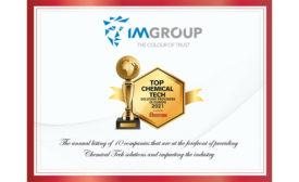 IM Group award