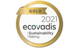 Chromaflo ecovadis gold