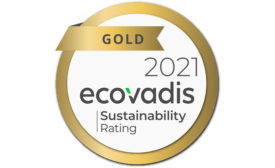 Nouryon EcoVadis Gold rating
