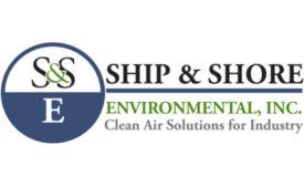 Ship and Shore Environmental Logo