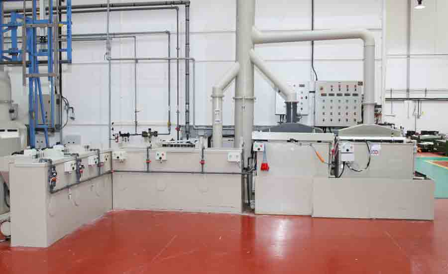 Nickel Plating Line