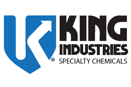 king industry logo feature size