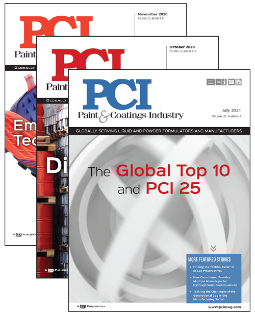 PCI special issues